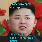 Kim jong un sings funny video