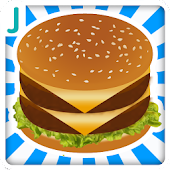 Burger Kids Cooking Game