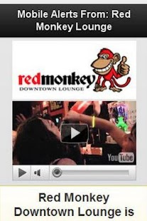 Red Monkey Lounge Walla Walla - screenshot thumbnail