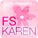 FSKAREN キーボードスキン 【プリティ】 icon