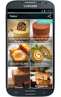 Postres - screenshot thumbnail