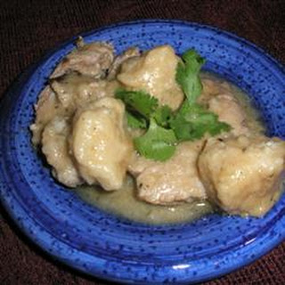 Pork and Dumplings