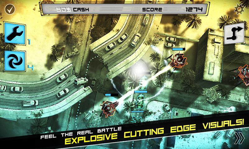 Anomaly Warzone Earth HD screenshot #10