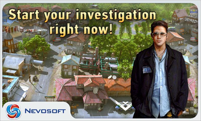 Mysteryville 2: hidden crime.- screenshot
