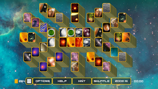 Mahjong Galaxy Space Lite-Free- screenshot thumbnail