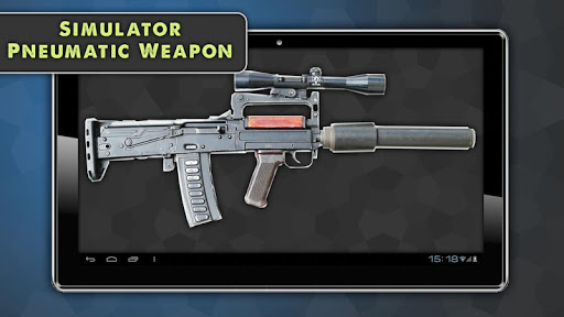 Simulator Pneumatic Weapon