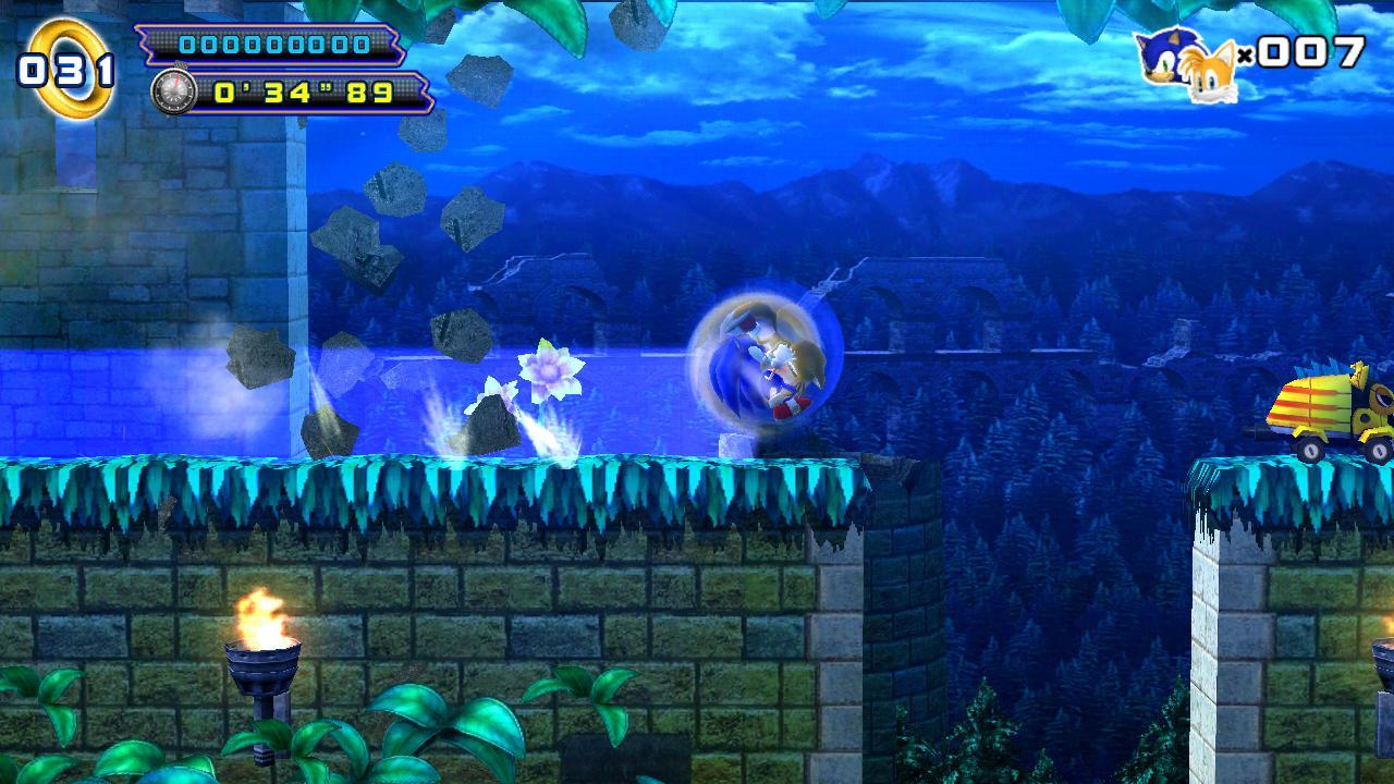Sonic 4 Episode II screenshot #4