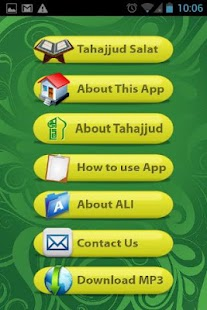 Tahajjud Salat- screenshot thumbnail