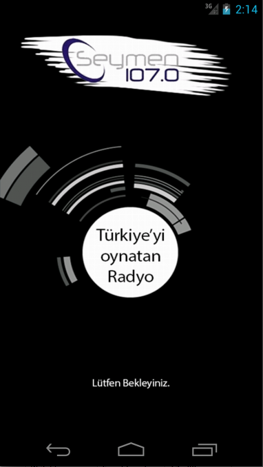 Seymen Radyo- screenshot