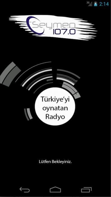 Seymen Radyo - screenshot