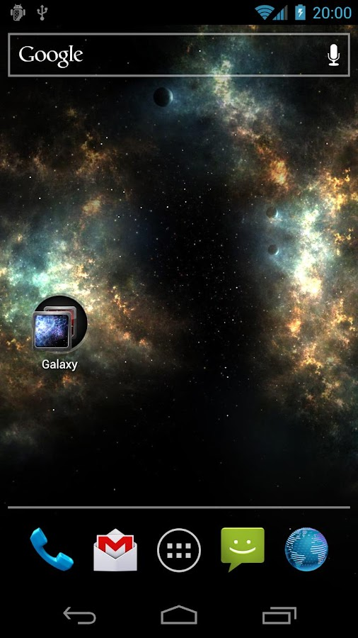 Shadow Galaxy- screenshot