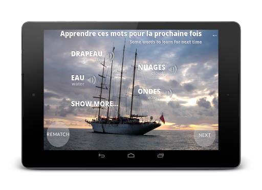 Quicklearnr ~ Language Game app (apk) free download for Android/PC/Windows screenshot