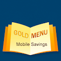 GoldMenu Deals Vouchers Coupon icon