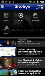 WKYC-TV - screenshot thumbnail