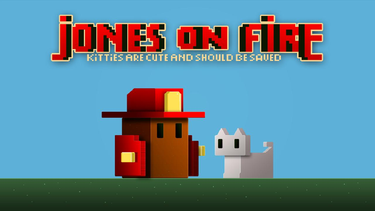 Jones On Fire- screenshot