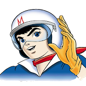 Speed Racer Coloring
