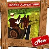 Hill Climb Racing Horse...!