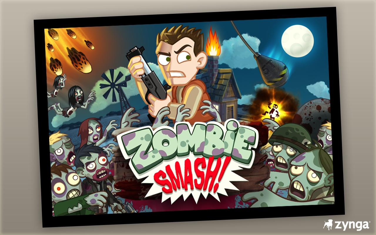 ZombieSmash - screenshot