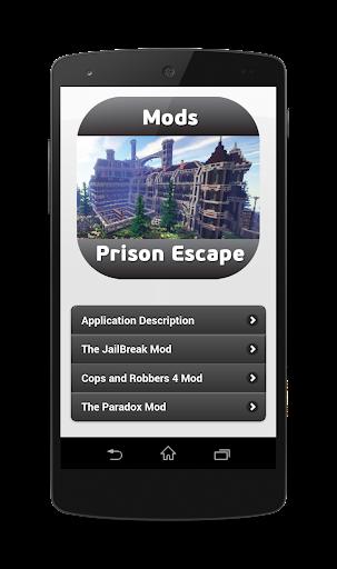 Prison Escape Mods