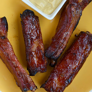 Chinese Barbecue Spareribs.