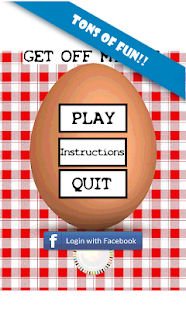 Get off my egg!! 休閒 App-愛順發玩APP