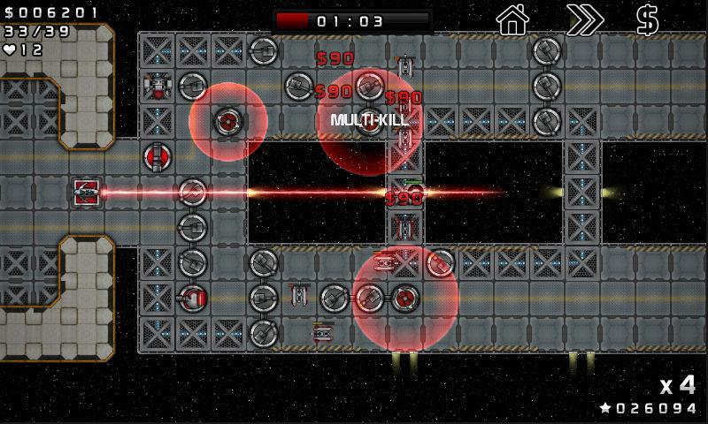 Prototype Defense - screenshot