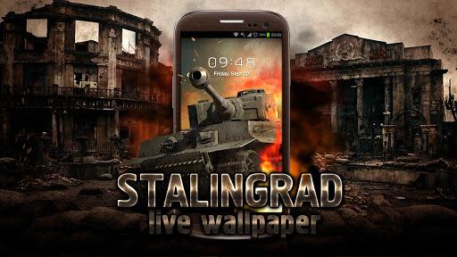 스탈린 그라드 라이브 배경 화면