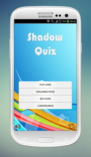 Guess The Shadow Quiz Cartoon