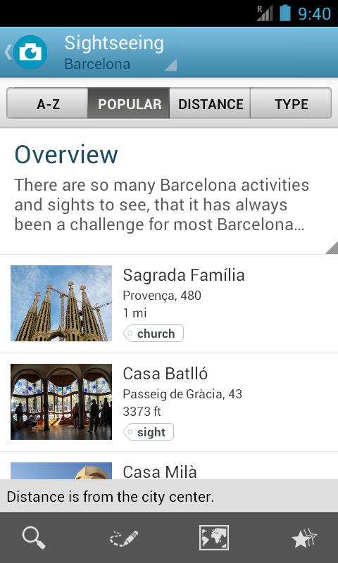 Spain Travel Guide- screenshot