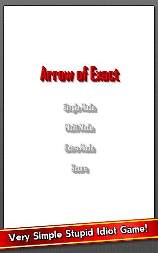 Arrow of Exact