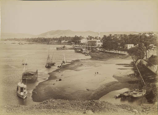 [View of Aswan] / [Vue d'Assouan]
