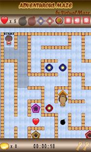 Adventurous Maze