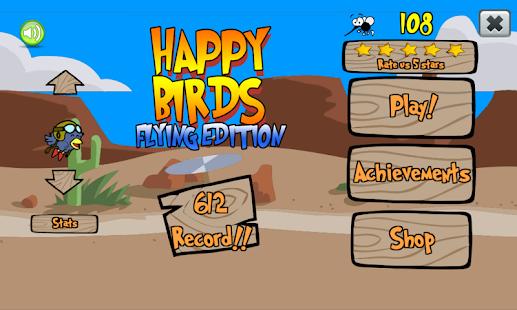 Happy Birds- screenshot thumbnail