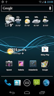 Nexus Waves LWP- screenshot thumbnail