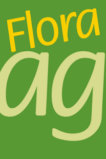 Flora FlipFont - screenshot thumbnail