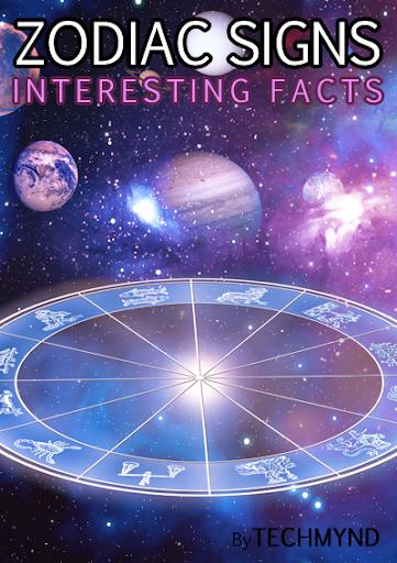 Zodiac Signs Book