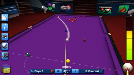 Pro Snooker 2015 1.17 screenshot 193113