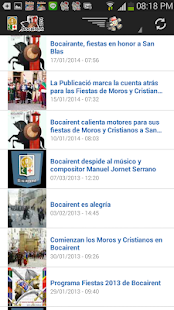 Guia Festera Bocairent 2014 - screenshot thumbnail