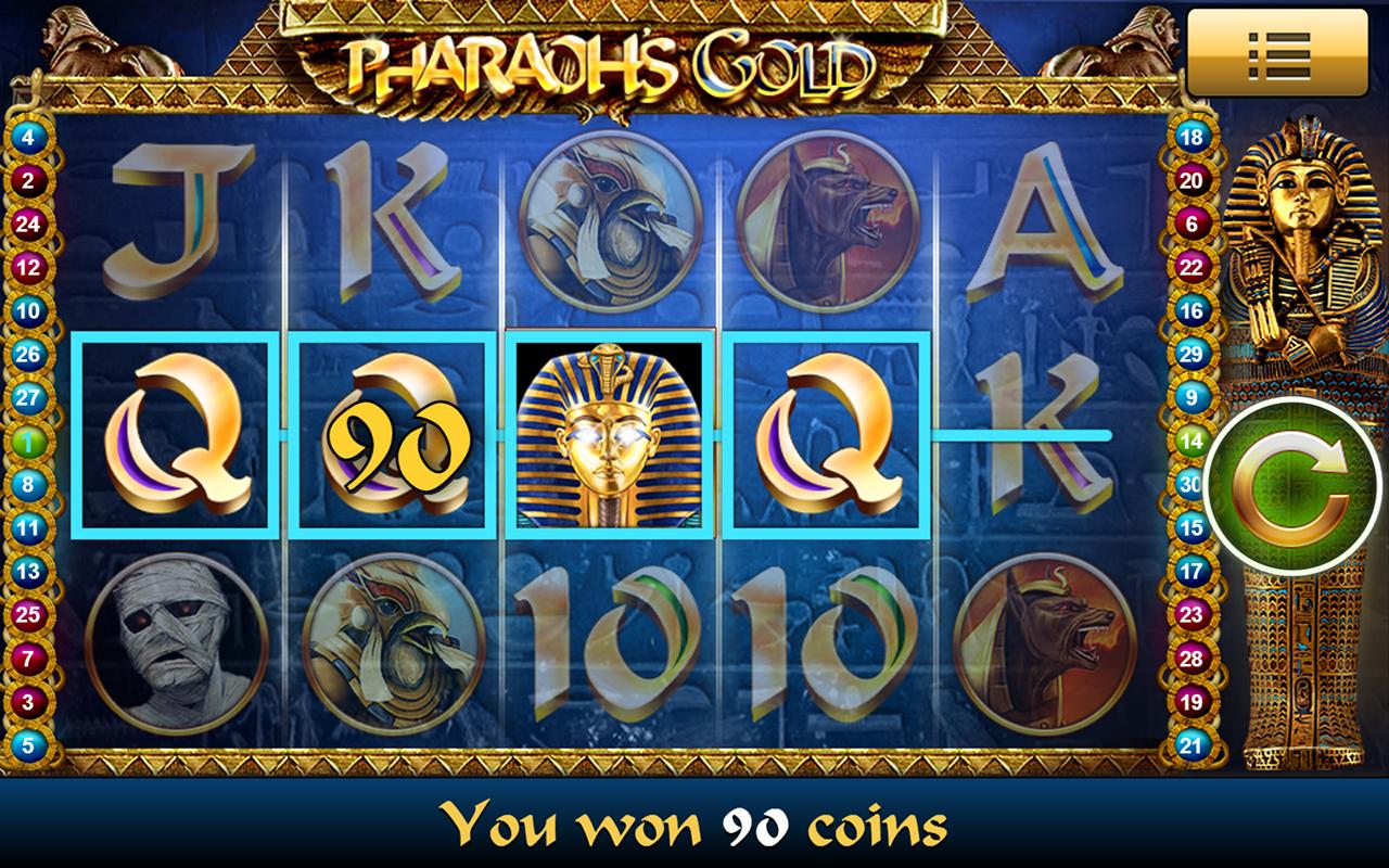 egypt slots free games