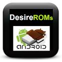 Desire ROMs logo