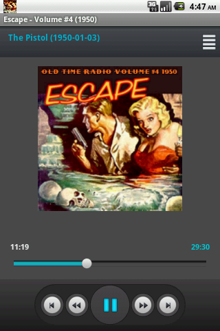 Escape - Old Time Radio Vol.4