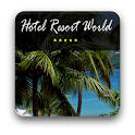 Hotel Resort World logo