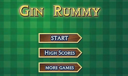 Gin Rummy Premium