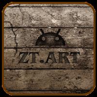 ZT Wood Theme GO Launcher EX 1.1