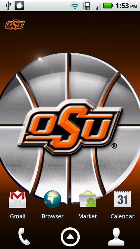 Oklahoma State Revolving WP - screenshot