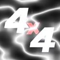 4×4 LWP logo