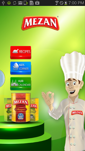 Mezan Recipes