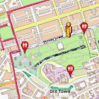 Edinburgh Amenities Map (free) icon