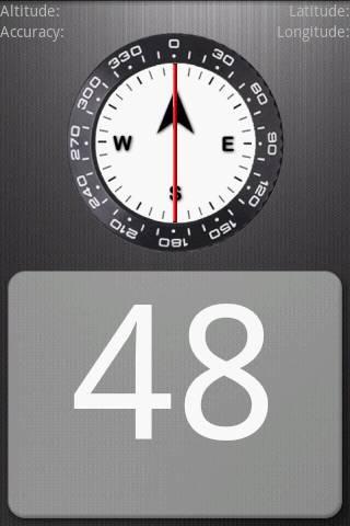 GPS Speed - screenshot