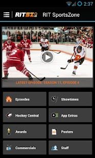RIT SportsZone - screenshot thumbnail